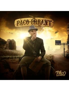 """Album Cd """"Paco - Paco Errant"""""""