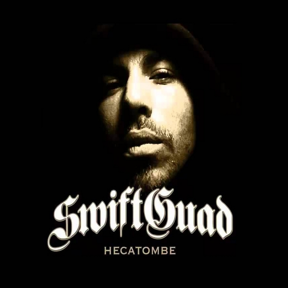 "Album Cd ""Swift Guad - Hecatombe"""