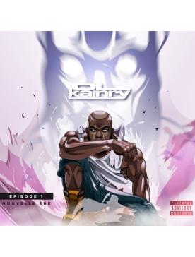 """Album Cd """"Ol' Kainry - Episode 1 Nouvelle ère"""""""