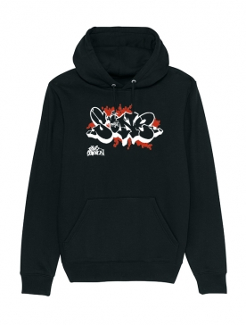 Sweat Capuche S One Noir