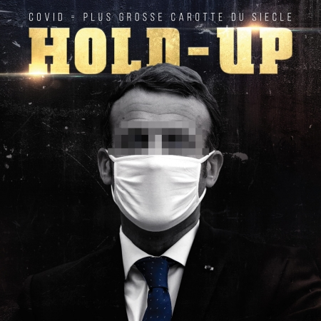 "Ep Cd ""Misère-Record-Hold-Up"""
