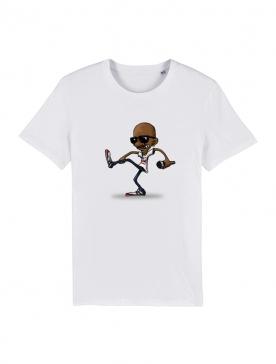 Tshirt Yedi 1 Blanc