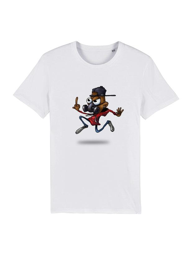 Tshirt Yedi 2 Blanc