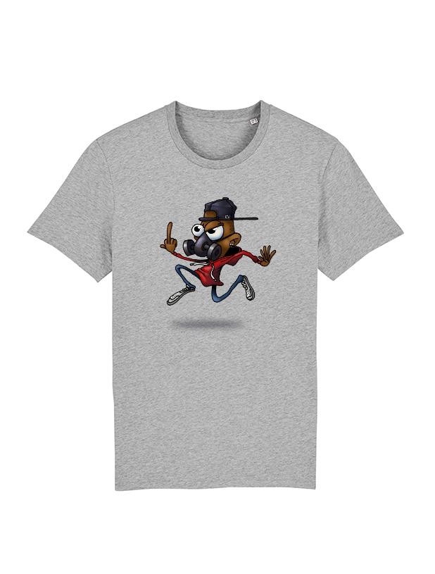 Tshirt Yedi 2 Gris