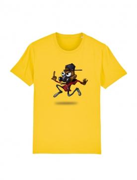 Tshirt Yedi 2 Jaune