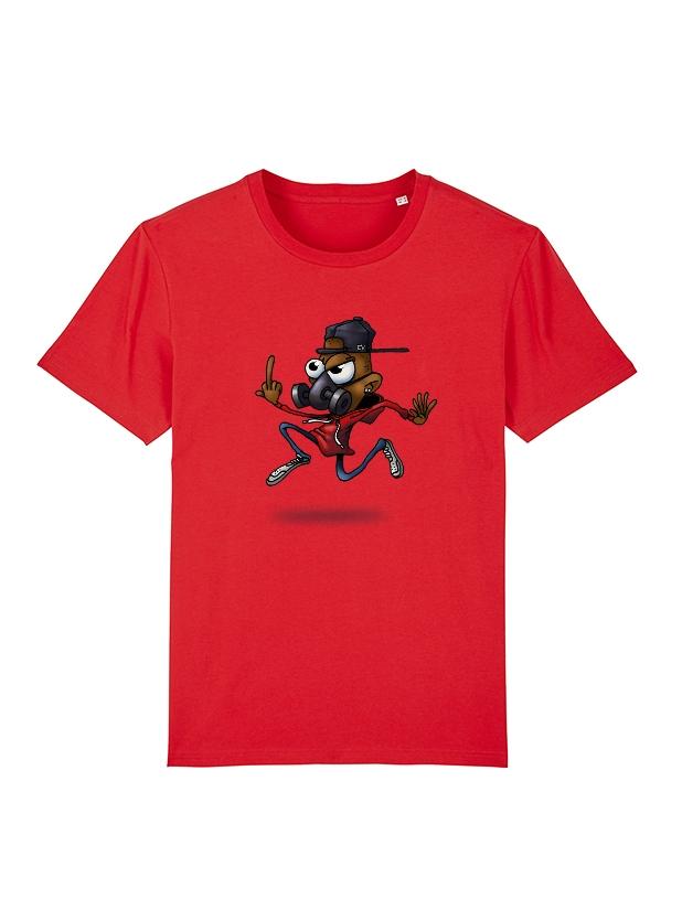 Tshirt Yedi 2 Rouge
