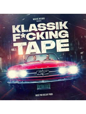 "Album Cd ""Misère Record - Klassik F*cking tape"""