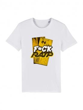 Tshirt F*ck RATP Blanc