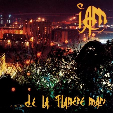 """Album vinyle """"Iam - De la planète Mars"""""""