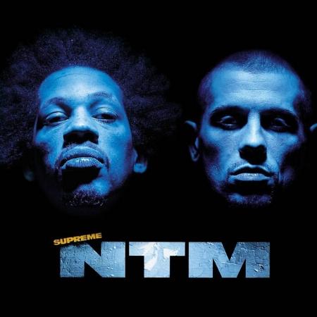 """Album vinyle """"NTM"""" - Supreme"""