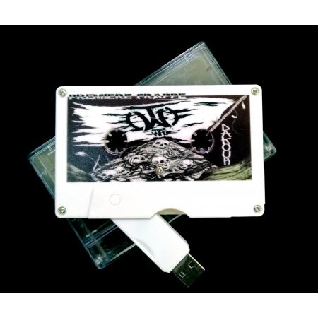 """Album cassette USB Tonton Who """"Premiere frappe"""""""