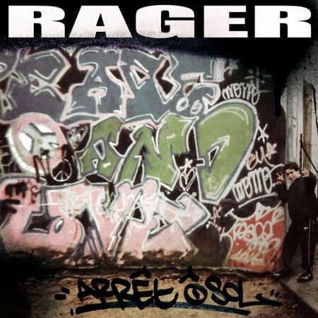 "Album Cd ""Rager - arret o sol"