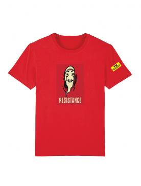 T-shirt Resistance - Tb Illustration