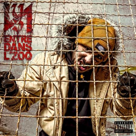 Album Cd Mezy - Entre dans l'Zoo