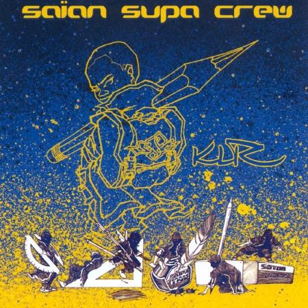 "Album Cd ""Saian Supa Crew - KLR"""