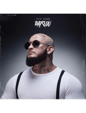 "Album Cd ""Seth Gueko"" - Barlou"