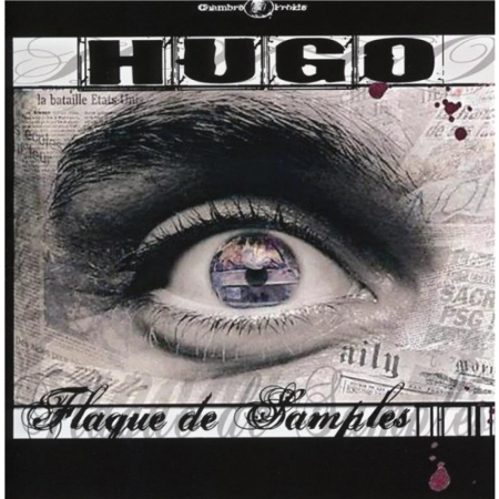 "Album Vinyle""Hugo TSR - flaque de sample"