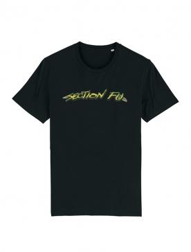 TShirt Section Fu Noir