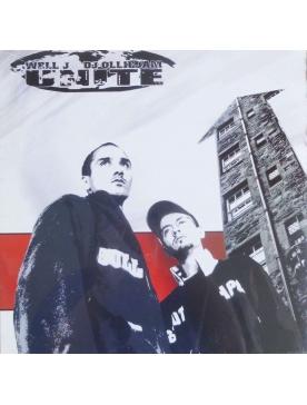 Maxi vinyle LP WELL J DJ OLLIEJAM UNITE