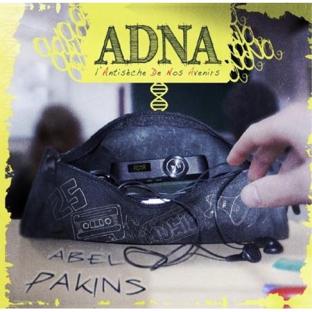 Album Cd Adna - l'antiseche de nos avenirs