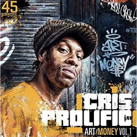 Album Cd Cris Prolific – Art/Money Vol.1