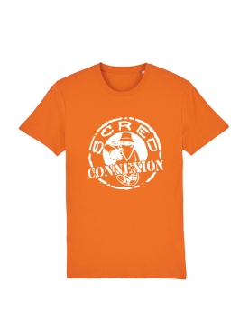 Tshirt Scred Orange Classico