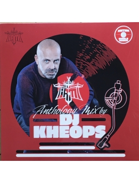 vinyle Dj Kheops Anthology Mix Iam