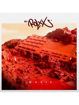Album vinyle Dj rolxx EP M.U.S.I.C.